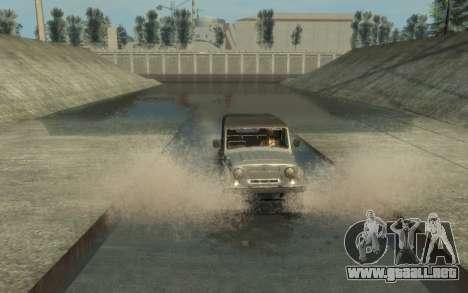 УАЗ 469 (Paul Black prod.) para GTA 4 vista superior