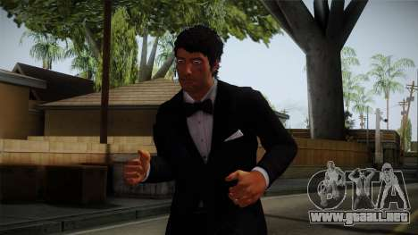 Dead Rising 3 - Nick in a Tuxedo para GTA San Andreas