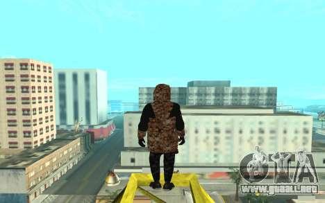 Grove Street Gang para GTA San Andreas tercera pantalla