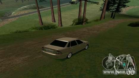 Forza Horizon 3 Speedometer para GTA San Andreas segunda pantalla