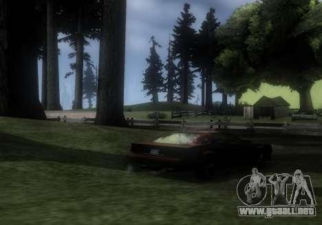 MMGE 3.0 para GTA San Andreas sexta pantalla