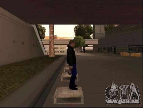 John Watson para GTA San Andreas tercera pantalla