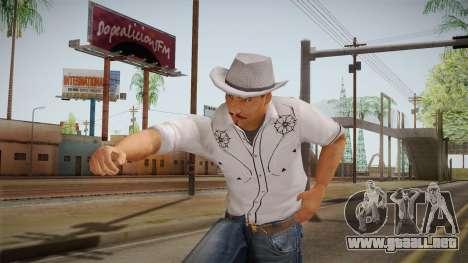 Mexican Cartel para GTA San Andreas