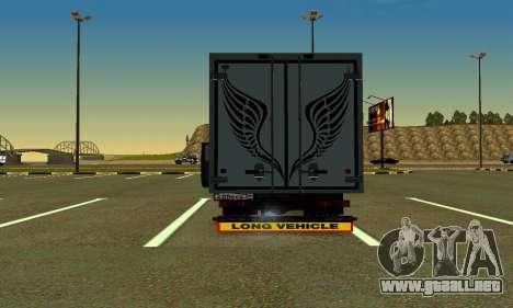 Gazelle Agricultor v2 para la visión correcta GTA San Andreas