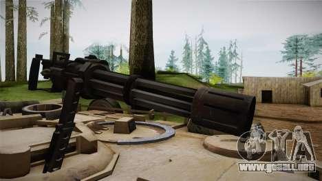 Abrams Tank para GTA San Andreas