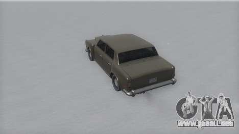 Stafford Winter IVF para la visión correcta GTA San Andreas