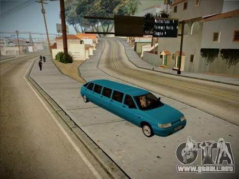 De los FLOREROS 2112 Odinnadtsatoye para GTA San Andreas