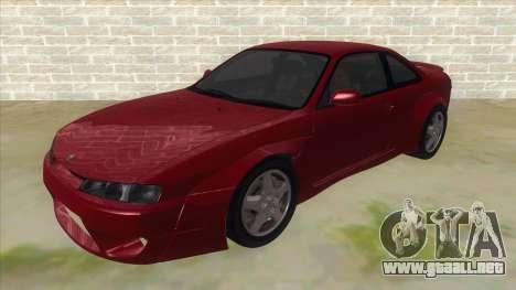 Nissan Silvia S14 Tuned para GTA San Andreas