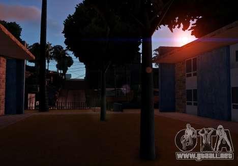 MMGE 3.0 para GTA San Andreas sucesivamente de pantalla