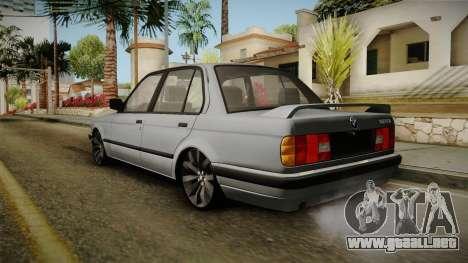 BMW M3 E30 Edit v1.0 para GTA San Andreas left
