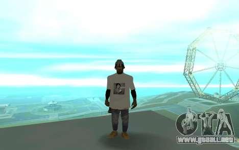 Grove Street Gang Member 2 para GTA San Andreas
