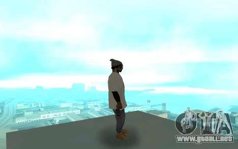Grove Street Gang Member 2 para GTA San Andreas segunda pantalla