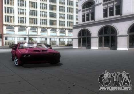 MMGE 3.0 para GTA San Andreas tercera pantalla