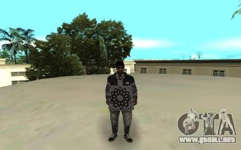 The Ballas 4 para GTA San Andreas
