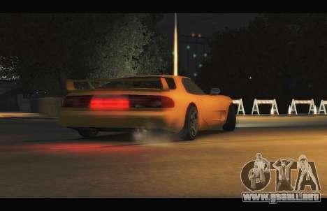 ZR 350 GTA San Andreas v1.0 para GTA 4 left