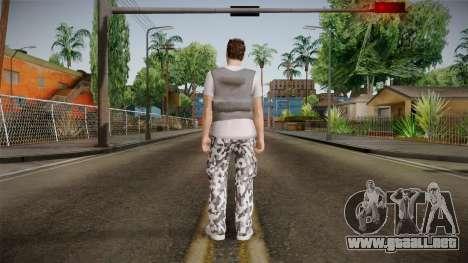 Skin Random Male 5 GTA Online para GTA San Andreas tercera pantalla