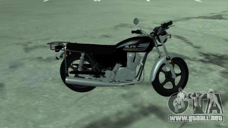 Ciclomotor alfa v. 0.1 para GTA San Andreas left