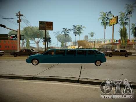 De los FLOREROS 2112 Odinnadtsatoye para visión interna GTA San Andreas