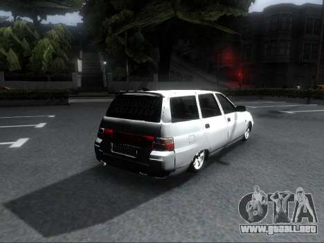VAZ 2111 Audio para GTA San Andreas left