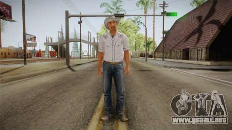 Mexican Cartel para GTA San Andreas segunda pantalla