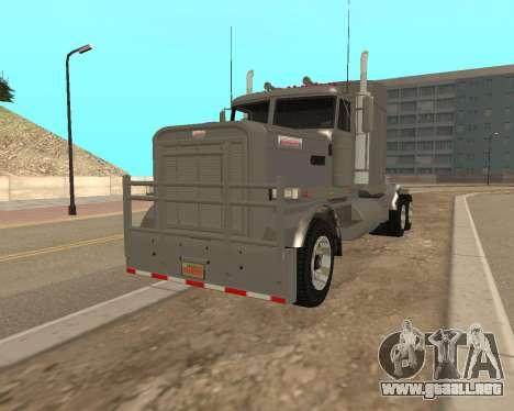 Dude Road Train para GTA San Andreas