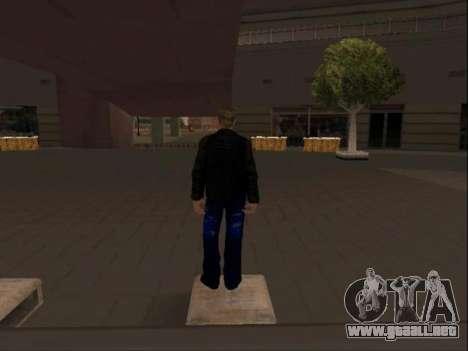 John Watson para GTA San Andreas segunda pantalla