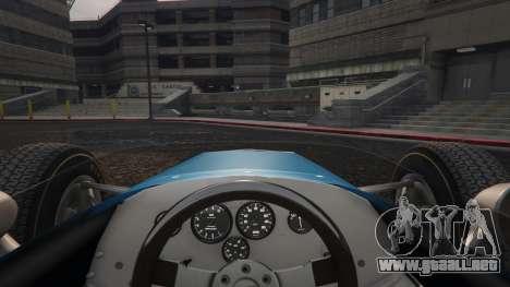 GTA 5 Cooper F12 1967 v2 vista lateral trasera derecha
