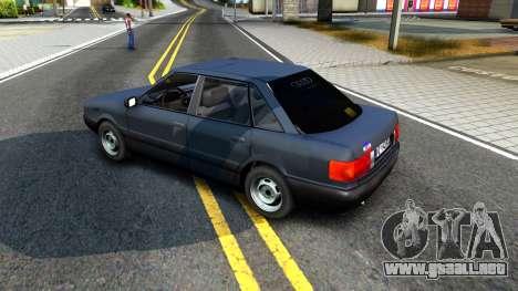 Audi 80 B3 para GTA San Andreas left