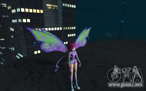 Tecna Believix from Winx Club Rockstars para GTA San Andreas