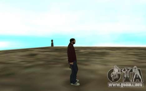 The Mafia para GTA San Andreas segunda pantalla