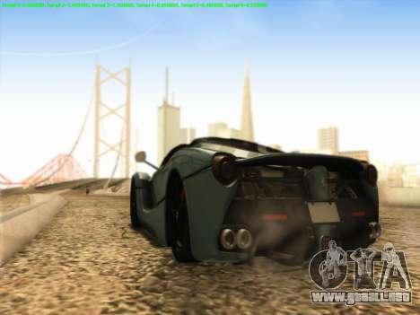 LaFerrari 2017 para la visión correcta GTA San Andreas