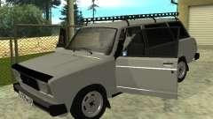 Vaz 2104 krasnoyarsk para GTA San Andreas