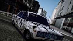 VAZ 2106 Camuflaje para GTA San Andreas