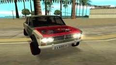 VAZ 2103 BATALLA CLÁSICO para GTA San Andreas