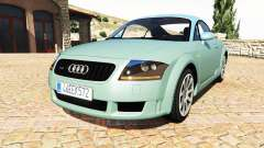 Audi TT (8N) 2004 v1.1 [add-on] para GTA 5
