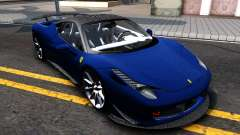 Ferrari 458 Italia Tune