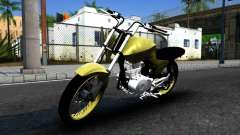 Honda Titan 150 Stunt