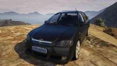 Chevrolet Astra GSI 2.0 16V para GTA 5