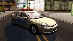 2007 Chevy Impala Bayside Police