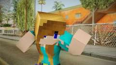 Minecraft - Stephanie para GTA San Andreas