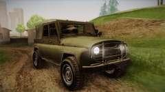 УАЗ-3151 CoD4 MW Remasterizado
