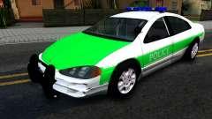 Dodge Intrepid German Police 2003 para GTA San Andreas