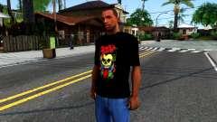 Bullet For My Valentine T-shirt para GTA San Andreas