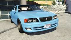 Toyota Chaser (JZX100) v1.1 [add-on] para GTA 5