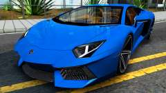 Lamborghini Aventador LP700-4 Light Tune