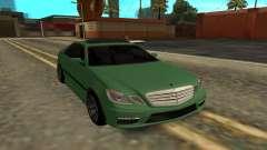 Mercedes C63 Toyota Mark 2 JZX 100 para GTA San Andreas