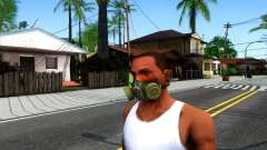 Gas Mask From S.T.A.L.K.E.R. Clear Sky para GTA San Andreas
