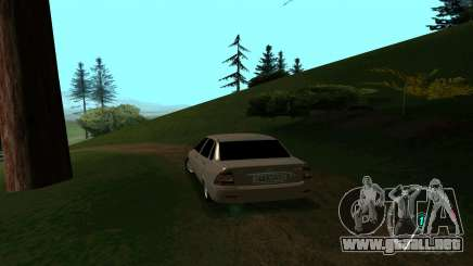 Forza Horizon 3 Speedometer para GTA San Andreas