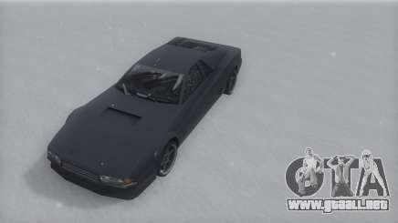 Cheetah Winter IVF para GTA San Andreas