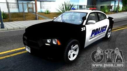 Dodge Charger Rittman Ohio Police 2013 para GTA San Andreas